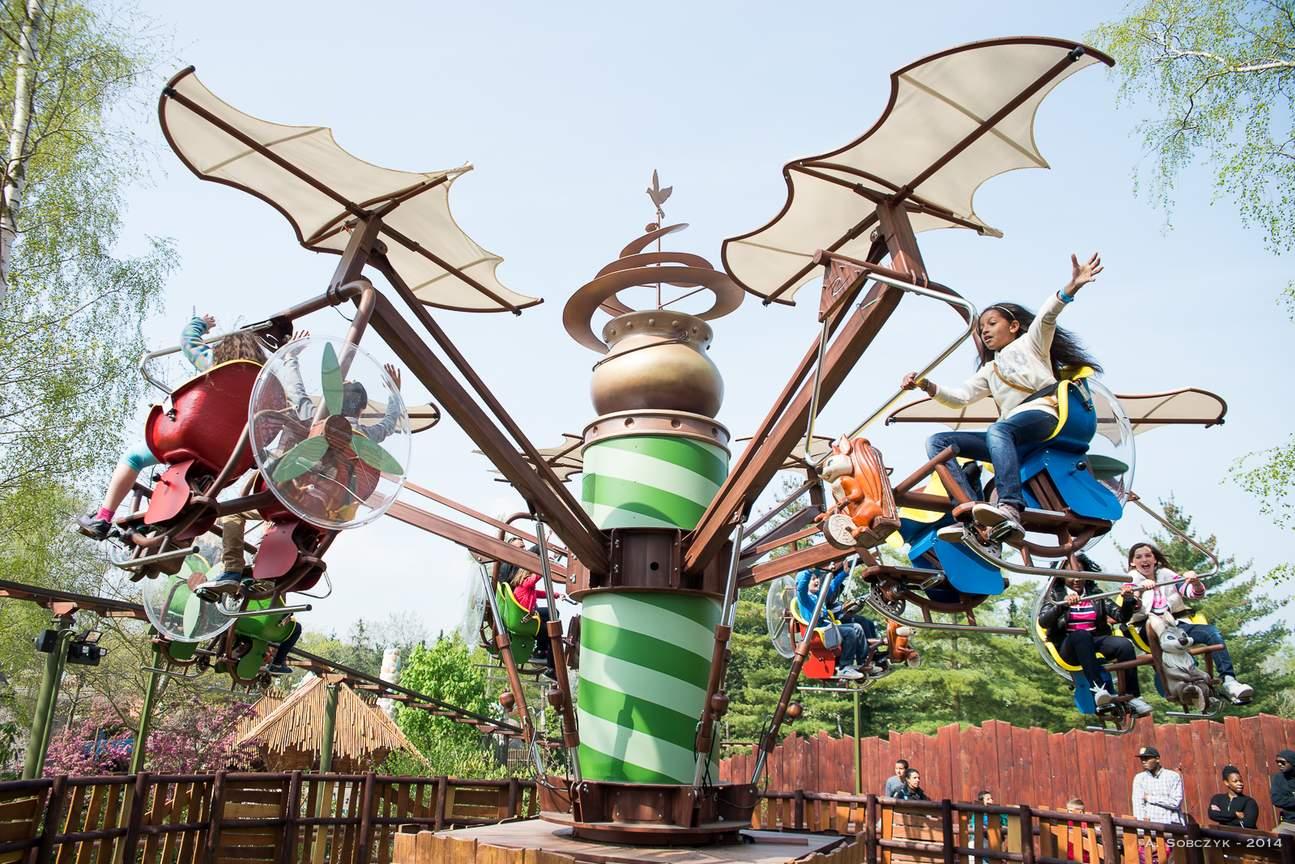 Halloween at parc asterix